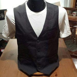 Fantastic axist four button vest
